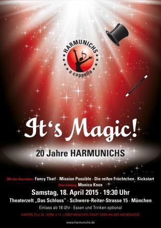 20Jahre Harmunichs